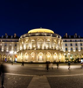 City guide de Rennes by Agence LunaWeb - Banner