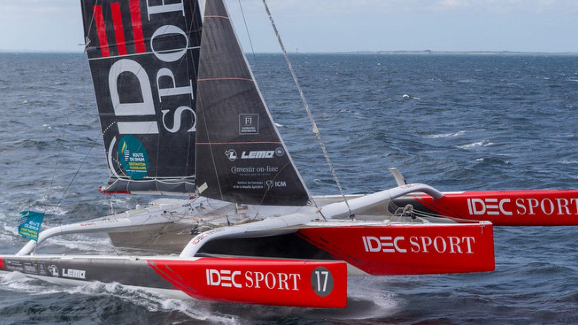 IDEC Sport - Banner