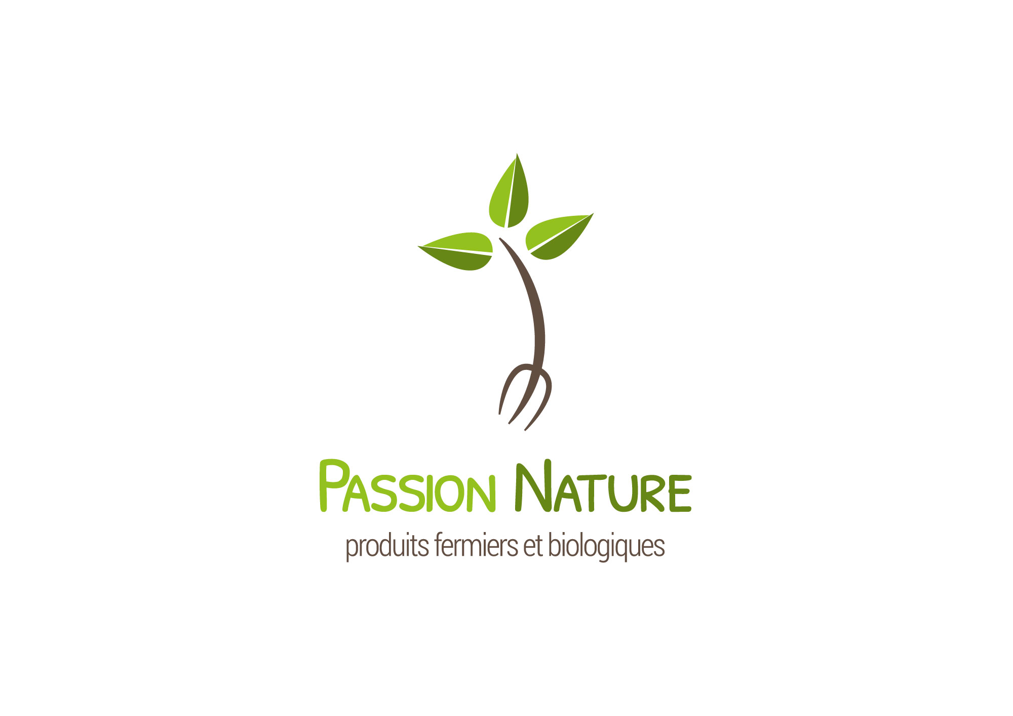 Logo Passion Nature