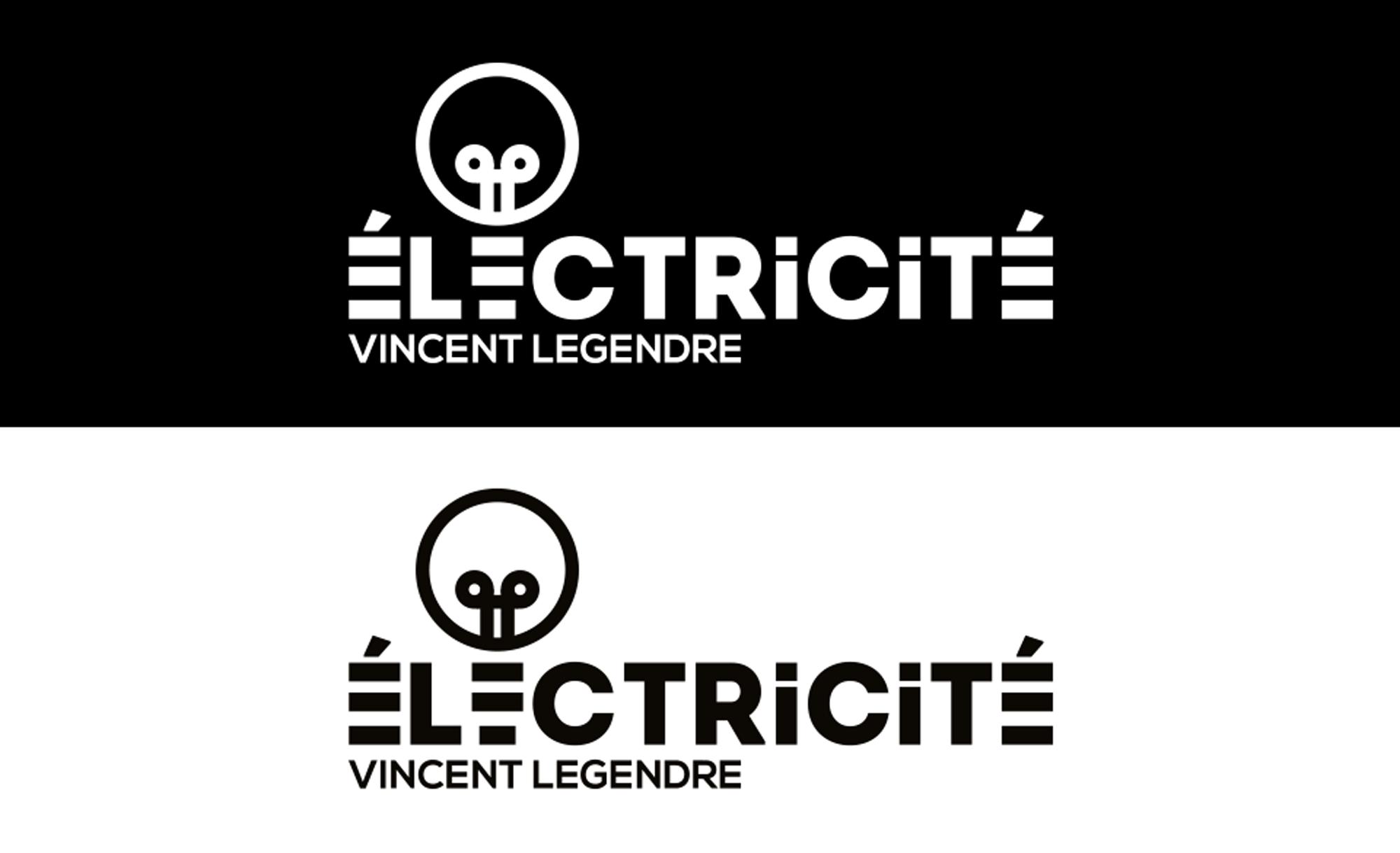 Logo - Vincent Legendre Électricité