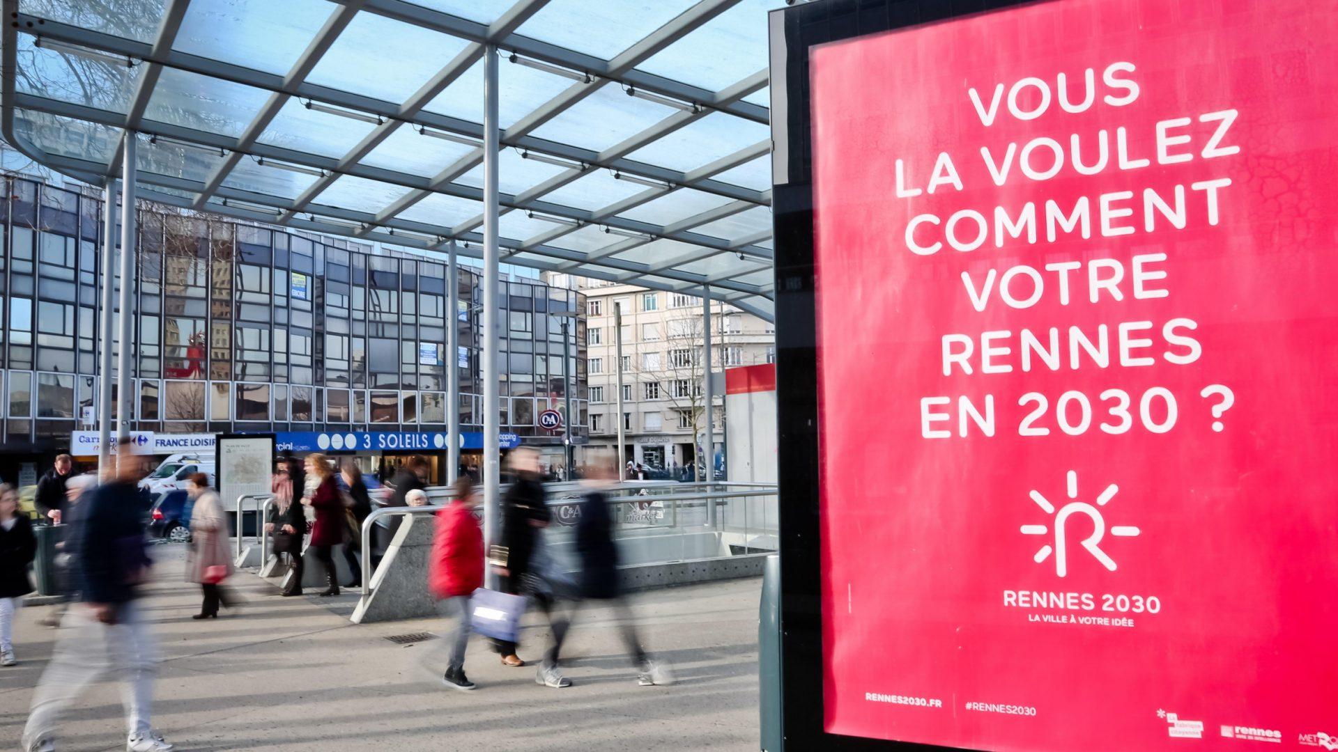 Rennes 2030 - Banner