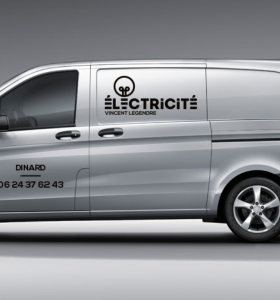 Vincent Legendre Électricité - Banner