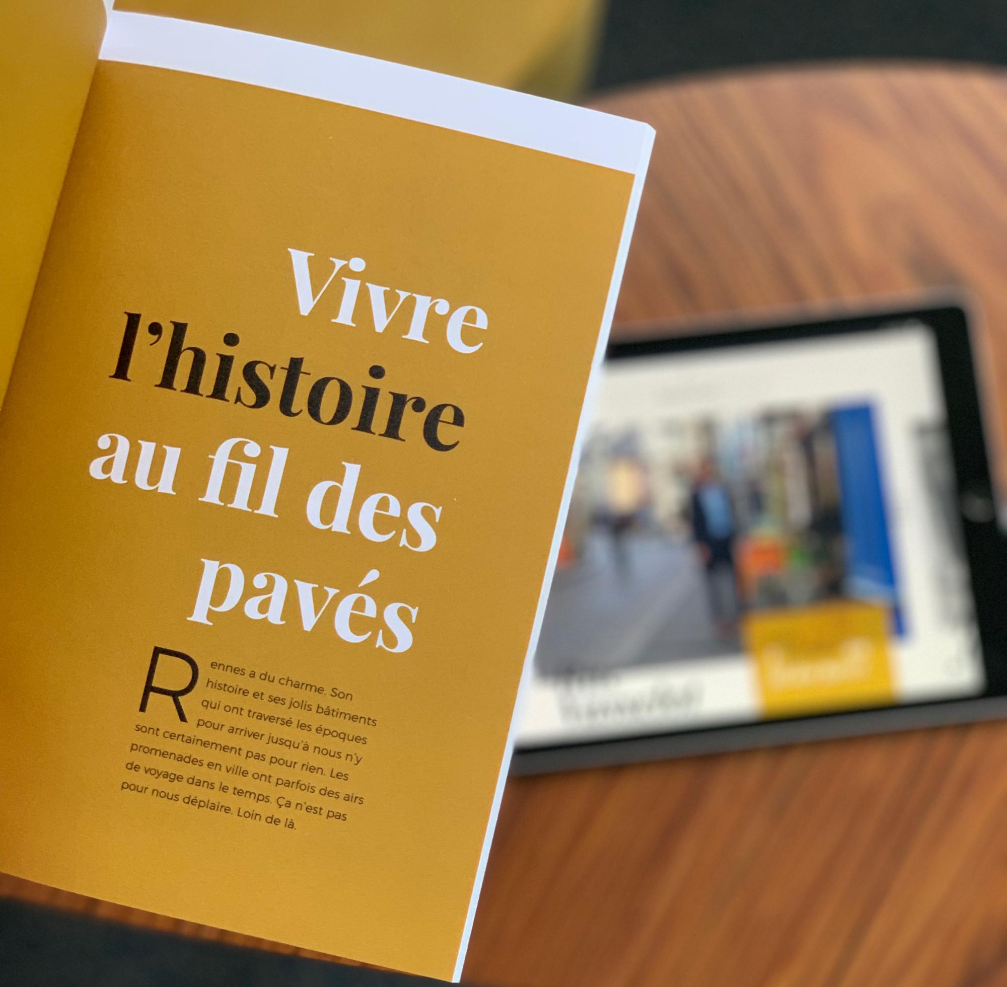 Vœux Agence Lunaweb 2019 - Print et webdesign