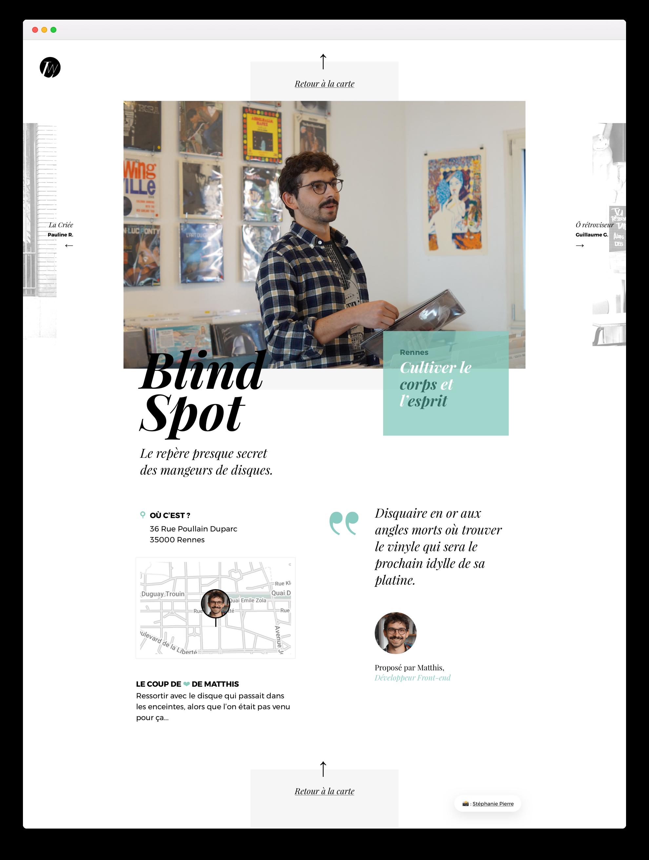 Vœux Agence Lunaweb 2019 - Webdesign