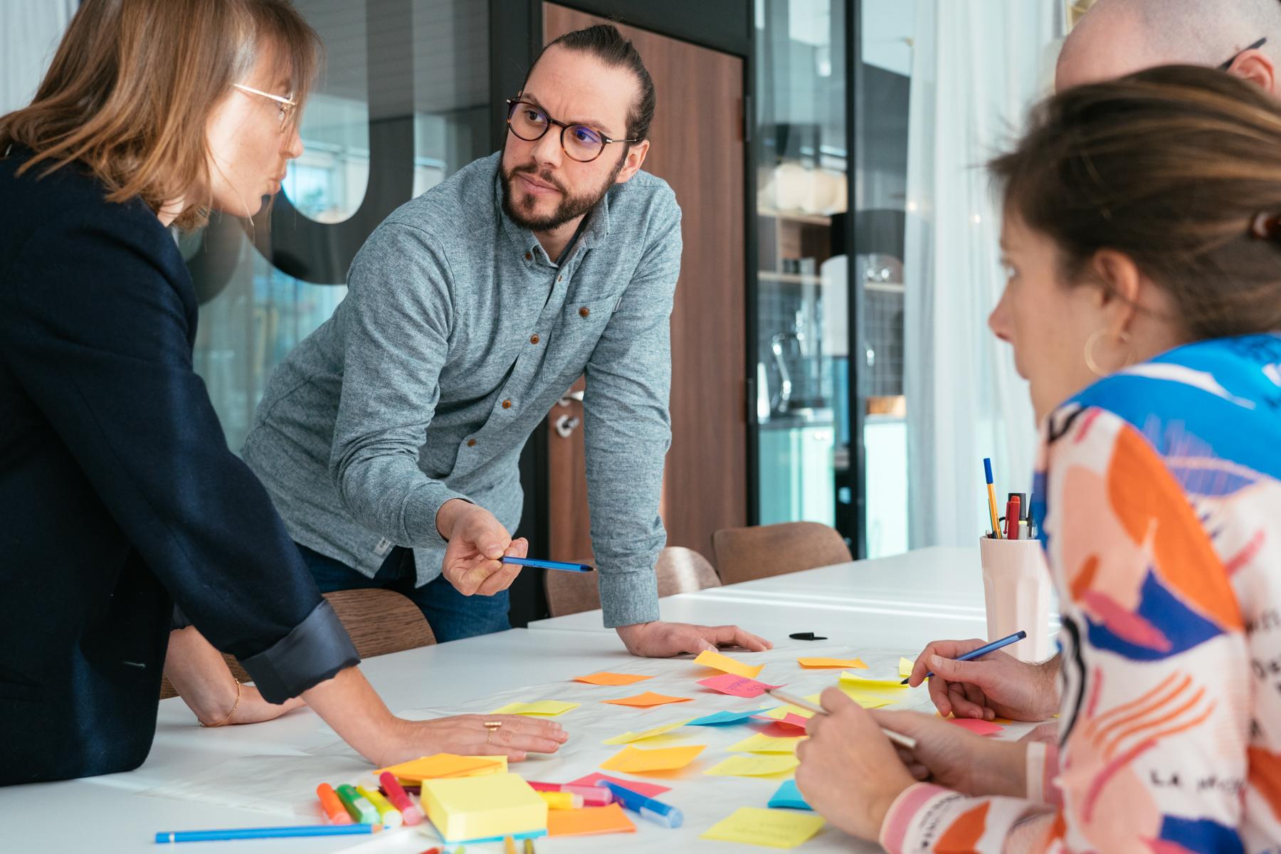 Co-conception du webdesign et de l'expérience utilisateur